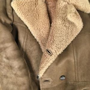 CognEYEzant.NadiaCDM. Nadia Daniels-Moehle. Two Parts to a Whole #3 Great Grandpa's Coat: the coat